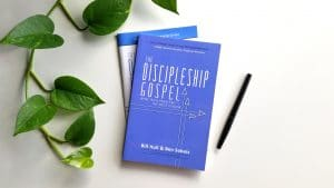 The Discipleship Gospel Book and Workbook