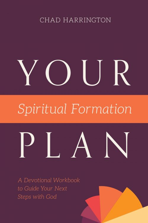 Your Spiritual Formation Plan Cover