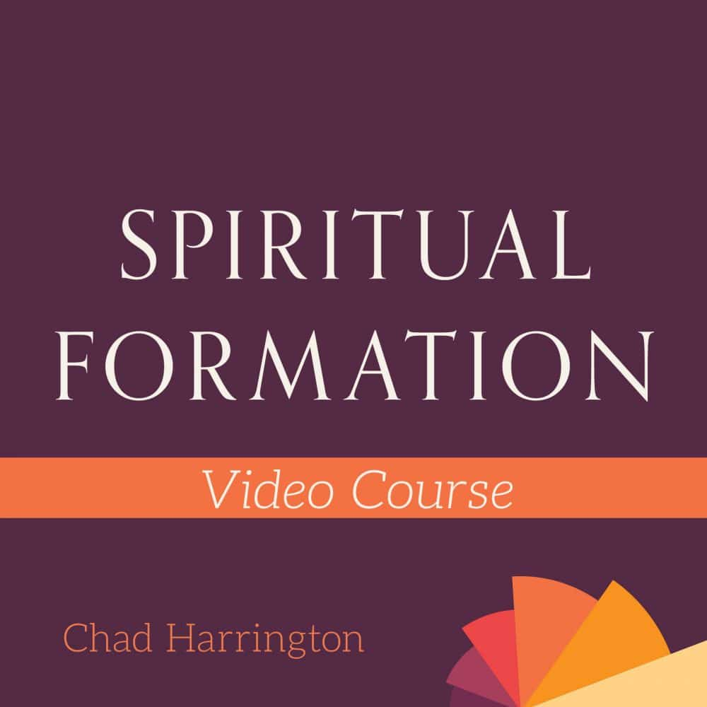 Spiritual Formation Video Course