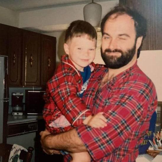Dad Chad Image