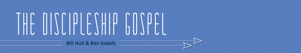 The Discipleship Gospel Bookmark